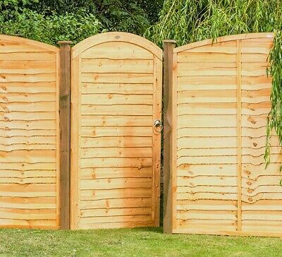 Bow Top Side Entry Wooden Gate CLEARANCE SALE