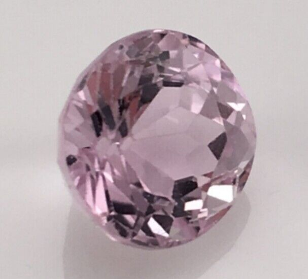 KUNZITE 6 MM ROUND CUT NATURAL AND UNTREATED