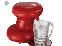 Morphy Richards one cup £15