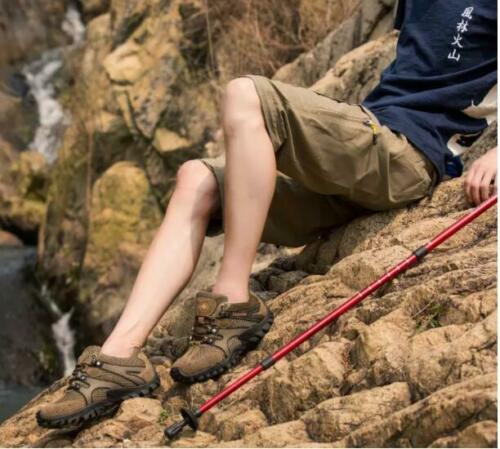 Casual Mens Outdoor Climbing Shoes Hiking Trail Trekking Shoes Athletic  Sneakers   eBay