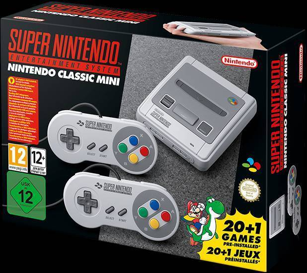 Super nintendo mini snes mini