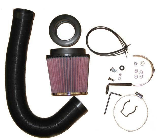 K&N 57i INDUCTION KIT FOR BMW MINI ONE 1.4 DIESEL 03-06 57-0510