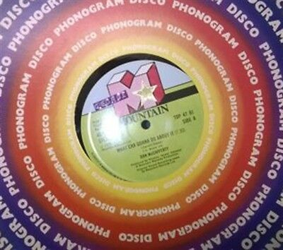 """RARE! Dan McCafferty - What'Cha Gonna Do About It / Boots Of Spanish Leather 12"""""""