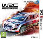 WRC - FIA World Rally Championship [Nintendo 3DS]