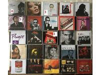 CD Collection-50 Double CD's