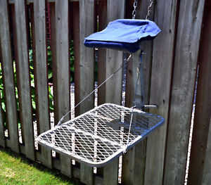 Heavy duty Bow Gun Hunting Hang on Foldable Tree stand