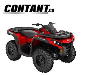 2019 VTT Can-Am Outlander  Outlander 850