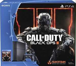 Ps4 (black ops 3 bundle)