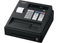 2 Sharp XE-A107 Tills (can sell separately)