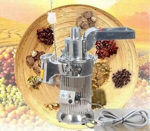Used Electric Hammer Mill Herb Grain Grinder Powder Machine 170139