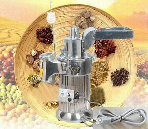 Electric Hammer Mill Herb Grain Grinder Powder Machine 170139