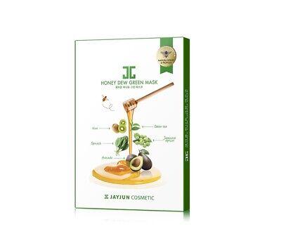JAYJUN Honey Dew Green Mask Pack of 5*  25ml - Made in Korea