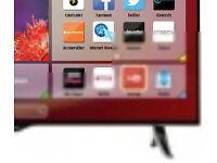 Hitachi 43 Inch UHD 4K Smart TV (5 months old)