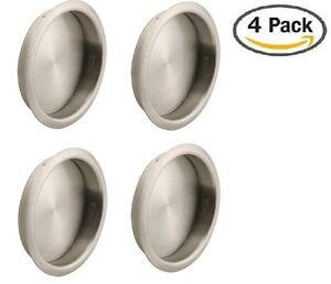 Nuk3y Easy Snap in Closet Door Finger Pull, 2-1/8