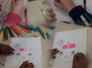 Cours de Peinture et Dessin / Drawing and Painting Classes