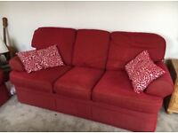 2&3 seater sofa - £250 for both