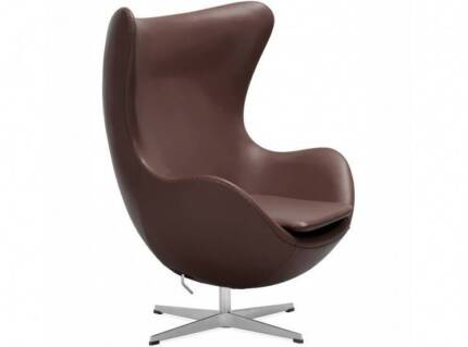 grey egg chair arne jacobsen armchairs gumtree australia yarra
