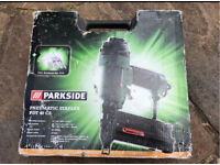 Park side air nail/staple gun (new unused)