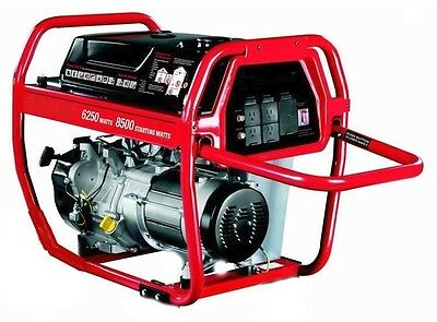 Briggsstratton 6250 Watt 420cc Portable Generator 30594-r