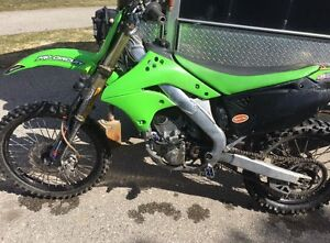 Kx250f 2008 for sale
