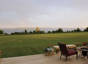Beautiful island Oasis overlooking the Northumberland Strait!
