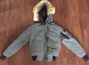 Canada Goose CHILLIWACK Bomber XS (colour: Steel)
