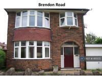 1 bedroom in Brendon Road, Nottingham , NG8