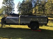 2017 Ezytrail Portland LX fully off road camper trailer Maitland Maitland Area Preview