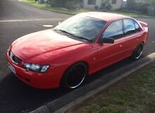 Holden vy sv8 v8 ls1 manual 6 speed wk wl statesman vu vy vz ute ve Mount Gambier Grant Area Preview