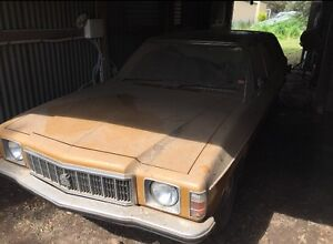 1976 Holden HZ 50th anniversary edition station wagon Tanunda Barossa Area Preview