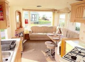 Static caravan for sale ocean edge holiday park sea views amazing facilities