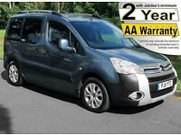 2011(11) CITROEN BERLINGO 1.6 HDi MULTISPACE XTR LOW FLOOR WHEELCHAIR ACCESSIBLE