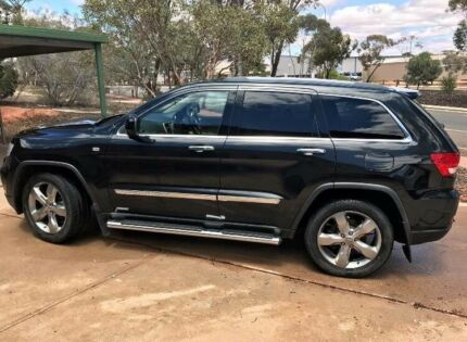 2012 Jeep Grand Cherokee LIMITED WK Gawler Gawler Area Preview