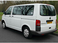 2012(61) VOLKSWAGEN CARAVELLE T5 SHUTTLE S 2.0 TDi WHEELCHAIR ACCESSIBLE VEHICLE