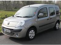 2011(60) RENAULT KANGOO 1.5 DCi EXPRESSION RENAULT TECH WHEELCHAIR ACCESSIBLE