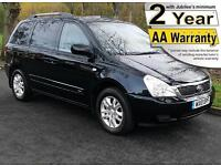 2010(10) KIA SEDONA 2.2 CRDi BLACKLINE LIMITED EDITION WHEELCHAIR ACCESSIBLE