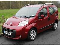 2011(11) FIAT QUBO 1.3 DYNAMIC SIRUS DRIVEFROM OR UPFRONT AUTO WHEELCHAIR ACCESS