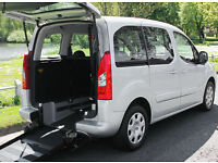 2011(60) PEUGEOT PARTNER 1.6 HDi S TEPEE LOW FLOOR WHEELCHAIR ACCESSIBLE VEHICLE
