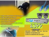 Cctv - Web design - computer repair - offer - tv wall mounting service-