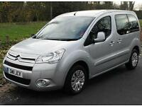 2011(11) CITROEN BERLINGO 1.6 HDi MULTISPACE VTR LOW FLOOR WHEELCHAIR ACCESSIBLE
