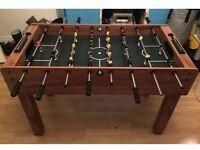 Games football table