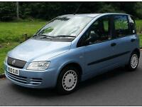 2010(10) FIAT MULTIPLA 1.9 JTD BROTHERWOOD DYNAMIC WHEELCHAIR ACCESSIBLE VEHICLE
