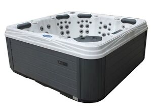 BEST PRICE GUARANTEED - JAZZI Modern Design  6Persons Hot Spa