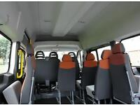 BRAND NEW FIAT DUCATO MWB 290 HIGH ROOF AX-S WHEELCHAIR ACCESSIBLE VEHICLE
