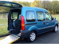 Renault KANGOO chairman 1.4 petrol, long MOT , twin loading door not berlingo, expert, dispatch