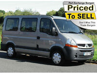 2007(56) RENAULT MASTER 2.5 DCi WHEELCHAIR ACCESSIBLE VEHICLE