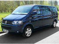 2013(62) VOLKSWAGEN CARAVELLE 2.0 TDi SE LWB + EXECUTIVE PACK WHEELCHAIR ACCESS