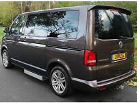 2011(60) VOLKSWAGEN CARAVELLE 2.0 TDi EXECUTIVE DSG AUTO WHEELCHAIR ACCESS
