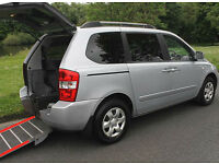 2008(08) KIA SEDONA GS LIBERTY WHEELCHAIR ACCESSIBLE VEHICLE ~ AIRCON
