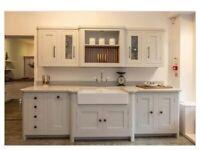 Caesarstone Kitchen Worktop in London Grey